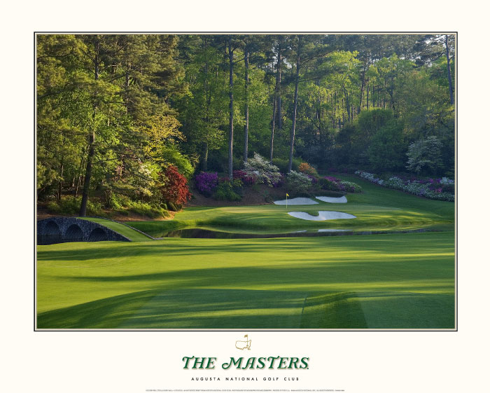 The Masters® - The 12th Hole Poster