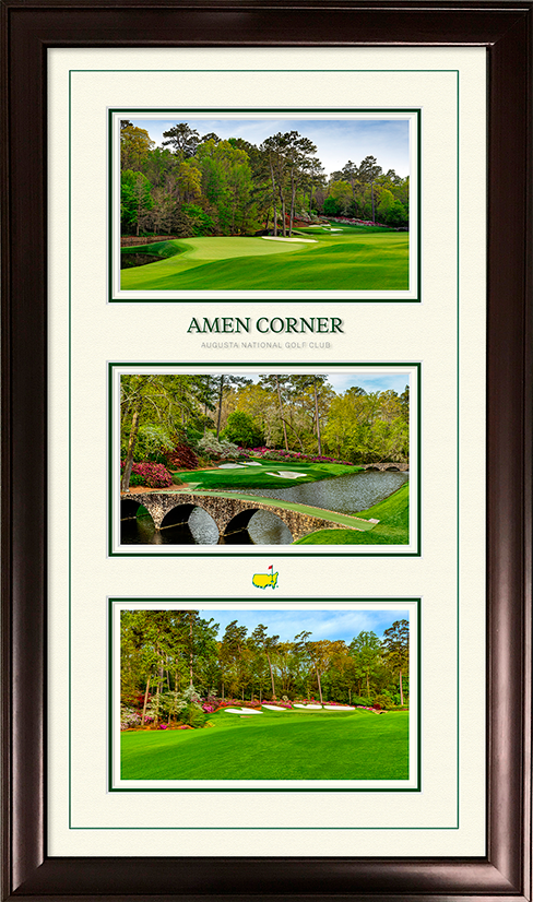 Amen Corner - Framed Print