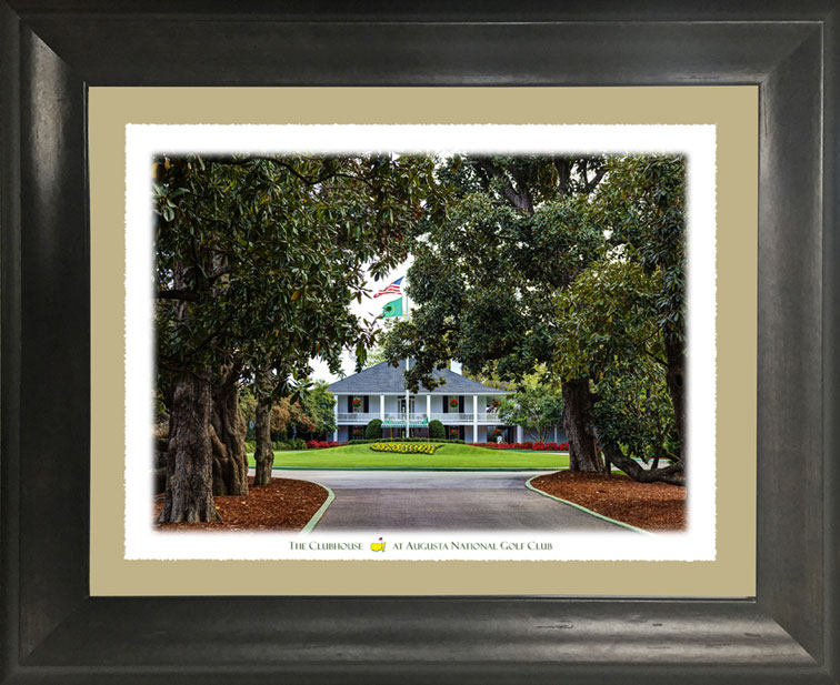 The Clubhouse - Easel Back Framed Print