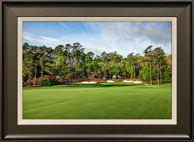 Masters Shop Limited Edition Of The 13th Hole At Augusta