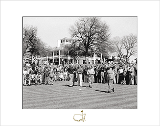 Bobby Jones Tees Off, 1941 - Matted Version