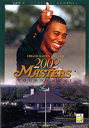 2002 Masters DVD