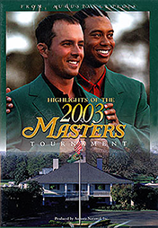 2003 Masters DVD