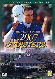 2007 Masters DVD