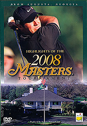 2008 Masters DVD