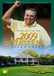2009 Masters DVD